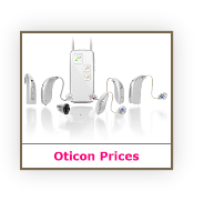 Oticon Prices