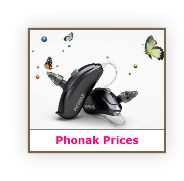 Phonak Prices