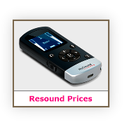 View Resound Prices
