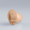 Image of a completely in canal hearing aid