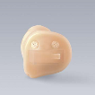 image of an in the canal hearing aid